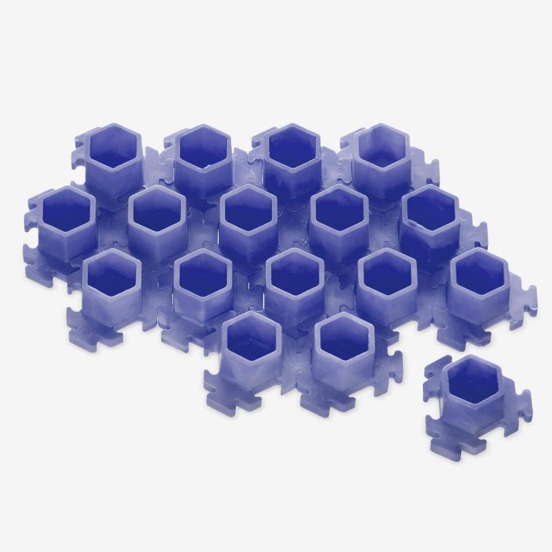 InkBox Puzzle M Purple