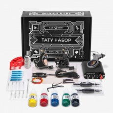 Тату набор для тренировки Jolly Roger Kit