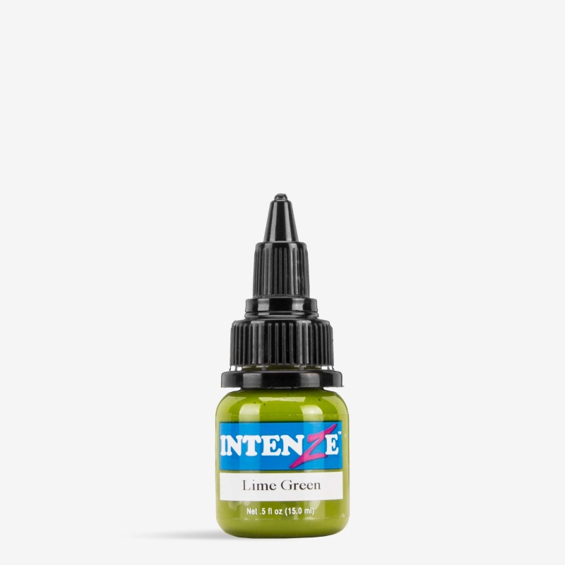 Lime Green Intenze 1/2oz