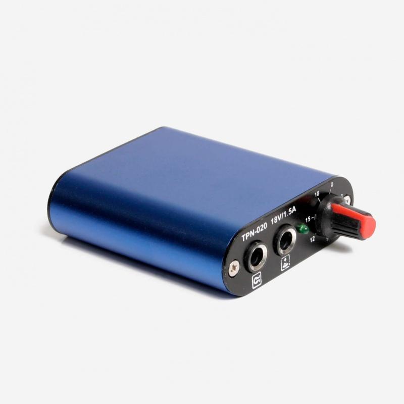 Mini Power Supply Blue