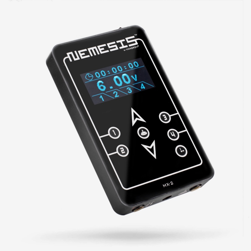 Nemesis MX-2 Touch Screen