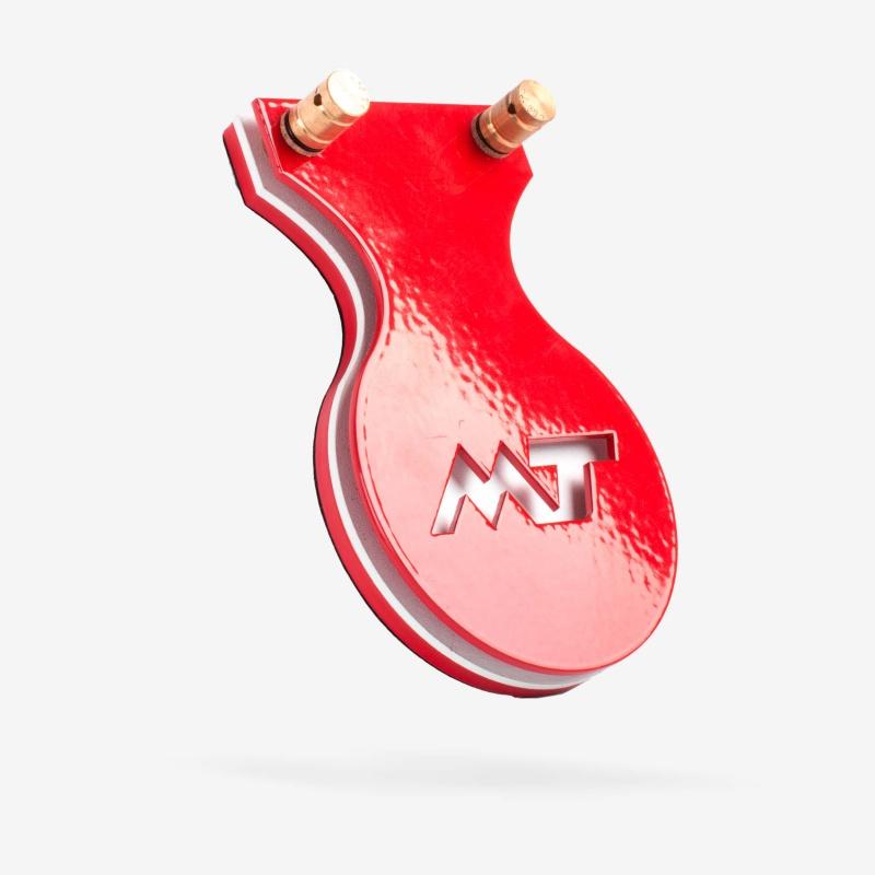 MT Footswitch Красный Неон