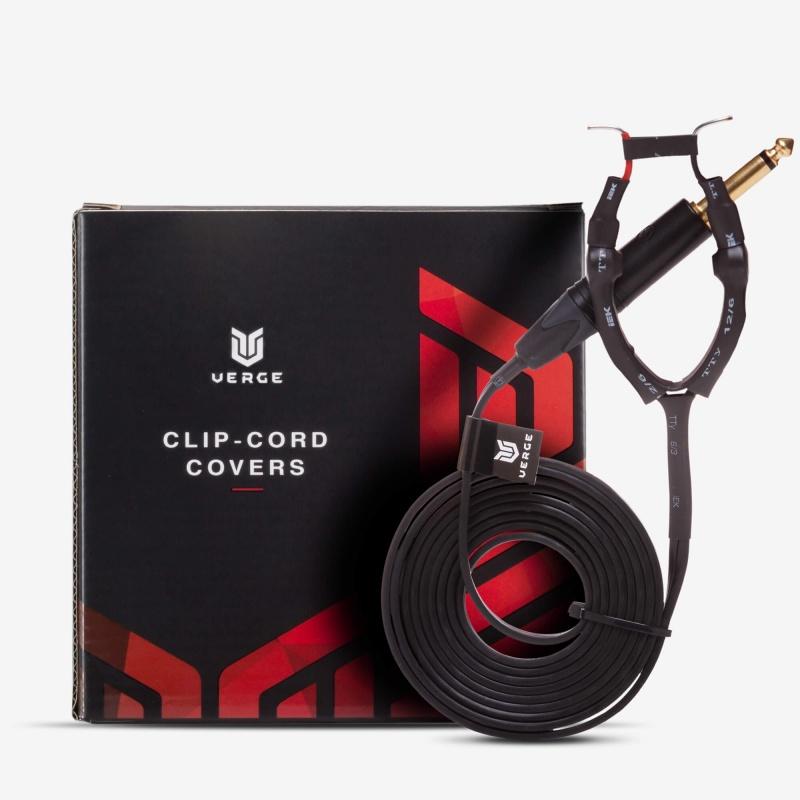Комплект Verge Clip Cord + Verge Disposable Clip-Cord Covers