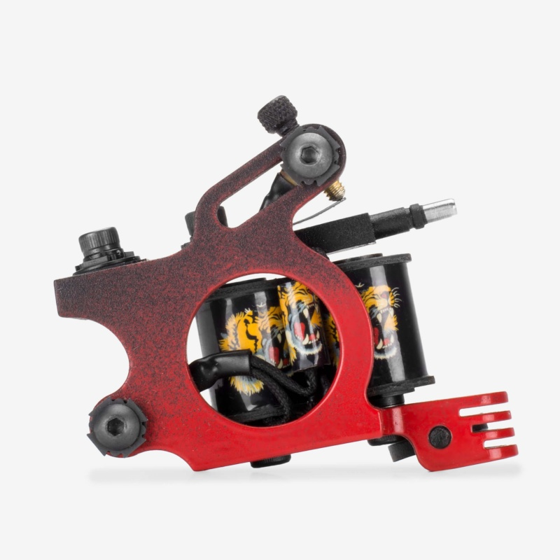 Deuce Machines Circle Liner Red-Black