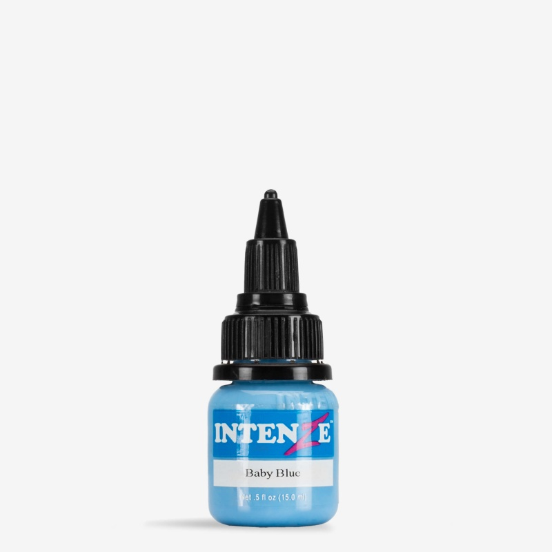 Baby Blue Intenze 1/2oz