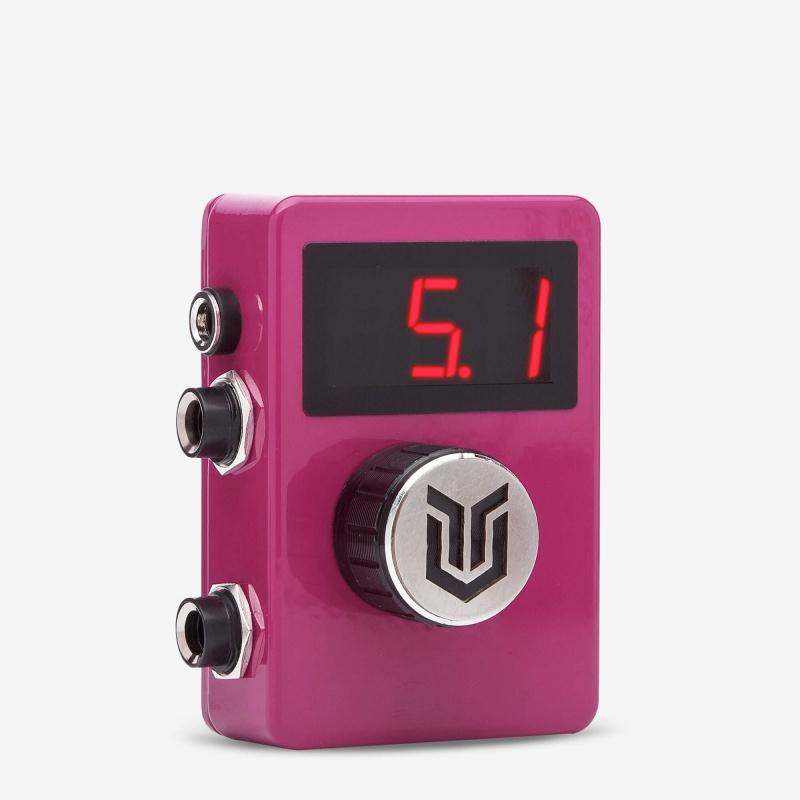 Verge Shadow Box Pink