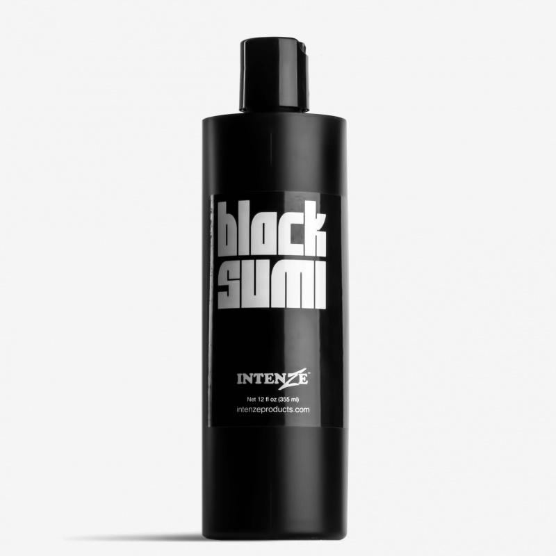 Black Sumi Intenze