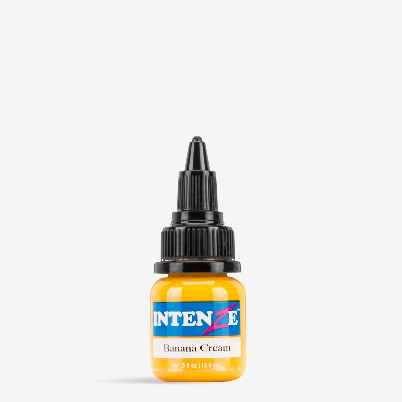 Banana Cream Intenze 1/2oz