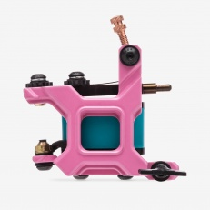 Тату машинка Verge Pixel Liner Pink