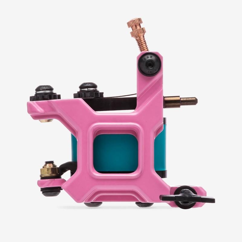 Verge Pixel Liner Pink