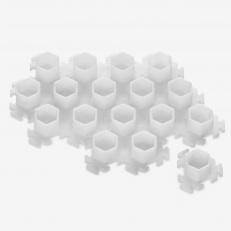 Колпачки InkBox Puzzle M White