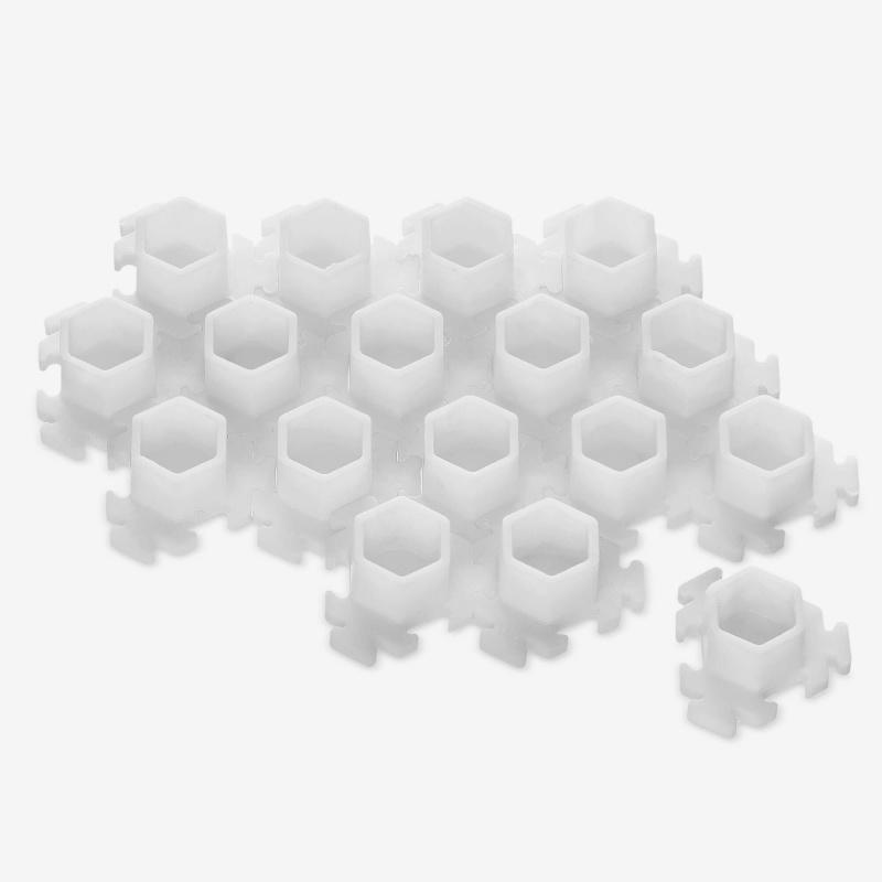 InkBox Puzzle M White