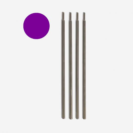Трансферный стержень фиолетовый