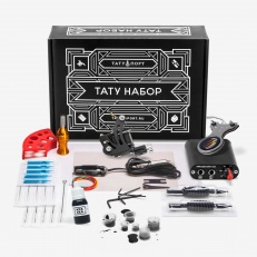 Тату набор для тренировки Black Pearl Kit