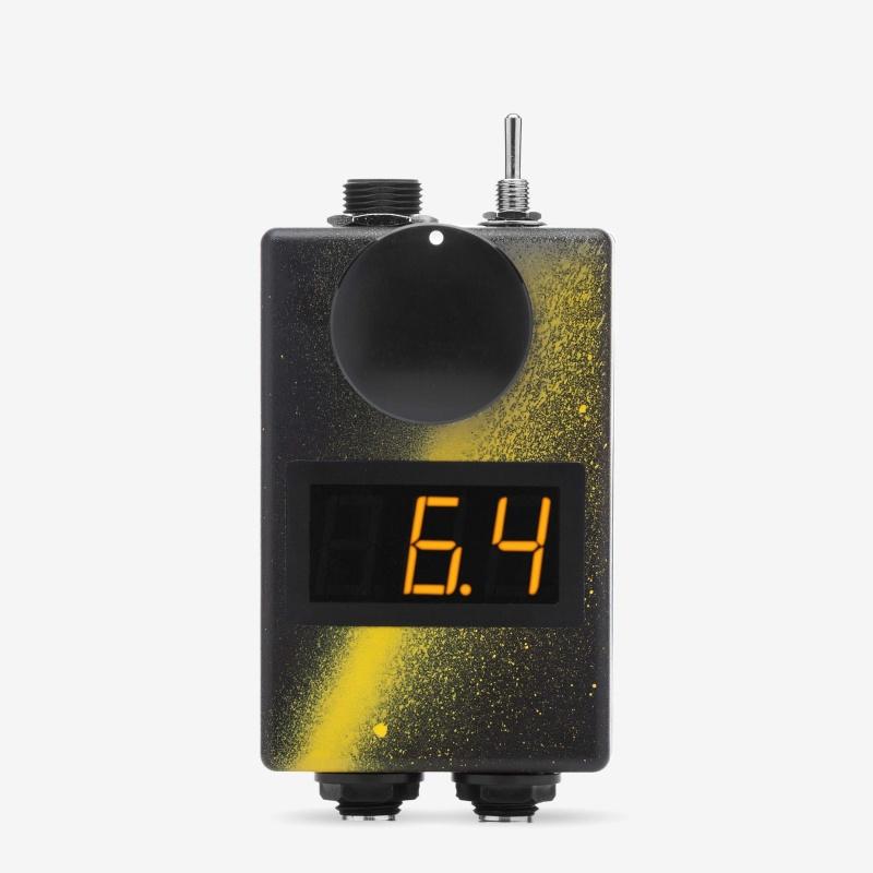 Foxxx Power Drive V2 Yellow