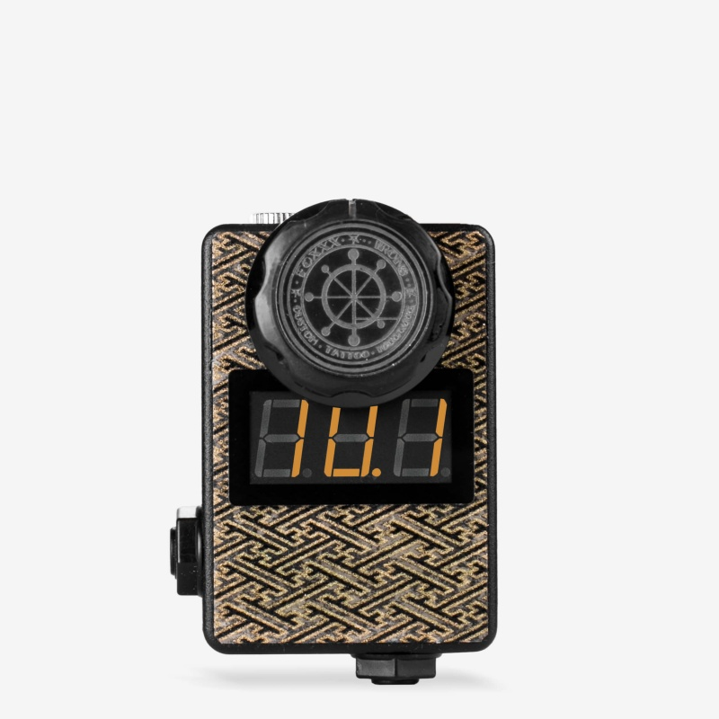 Foxxx Detonator Japanese Style #3