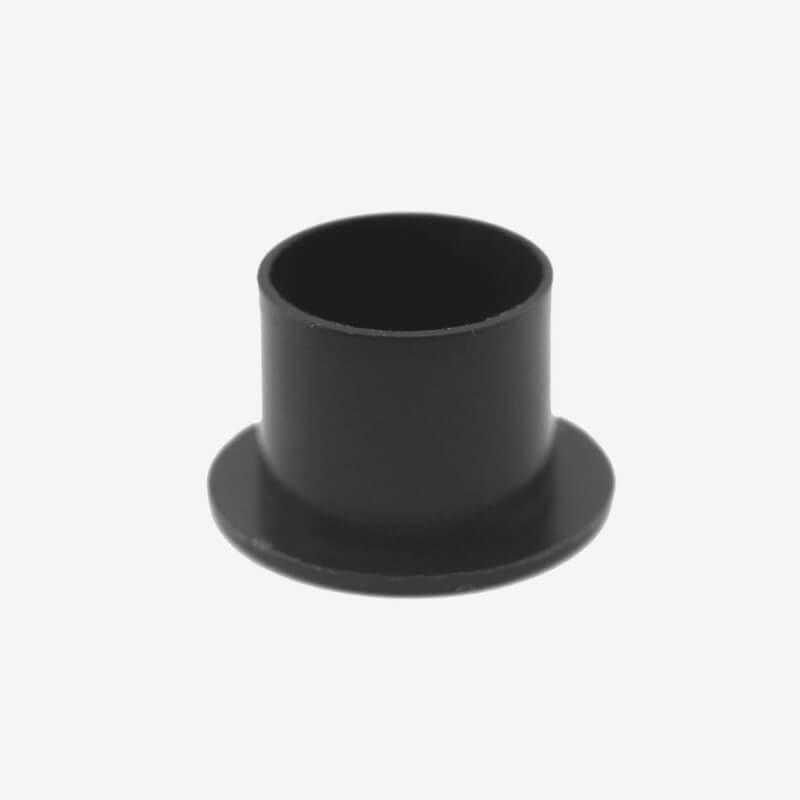Колпачки под краску Black (17мм)