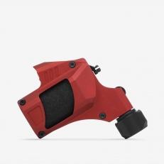 Роторная тату машинка MT Element 2 Темно-Красный Анод