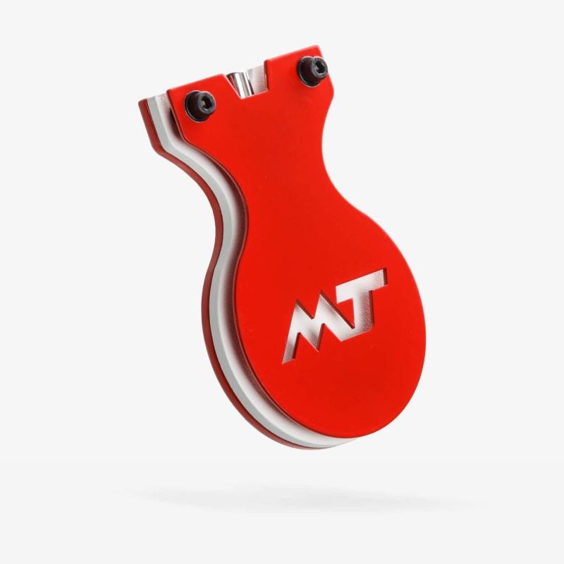 MT Footswitch RCA Красный Неон