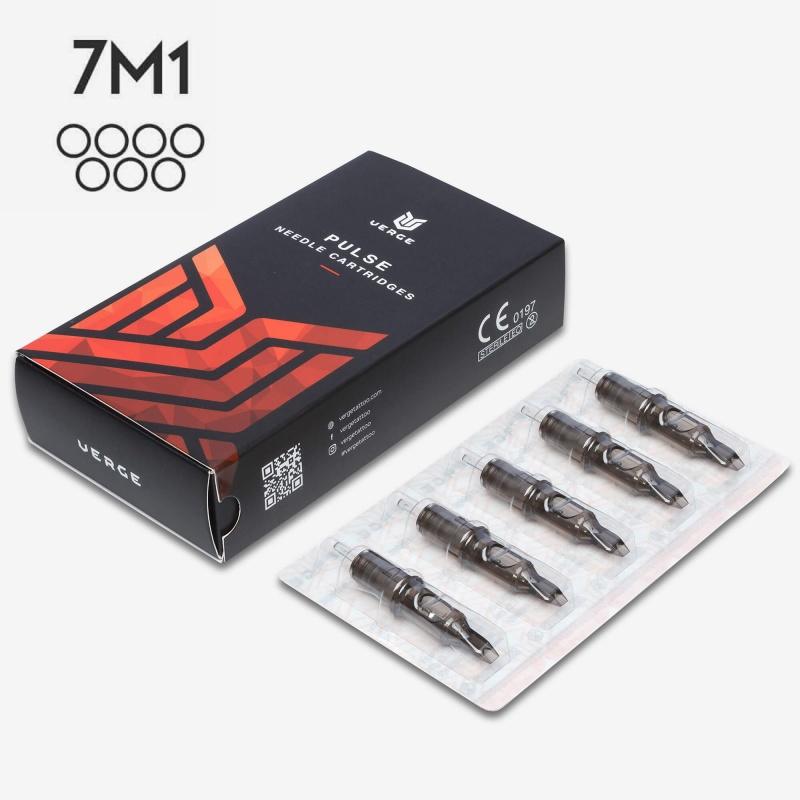 Verge Pulse Cartridges Magnum 7