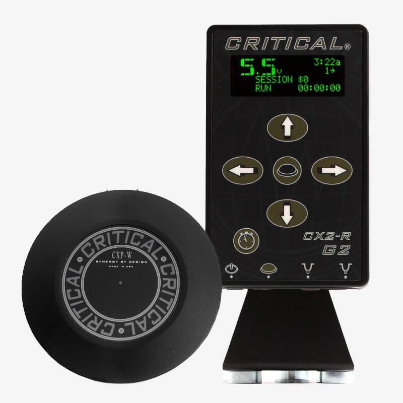 Critical CX2R-G2/ педаль беспроводная XP-W