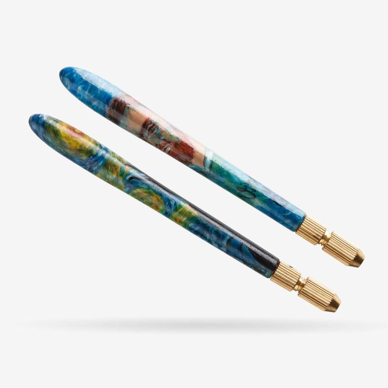 Exodus Handpoke Tools Van Gogh & Starlight Night