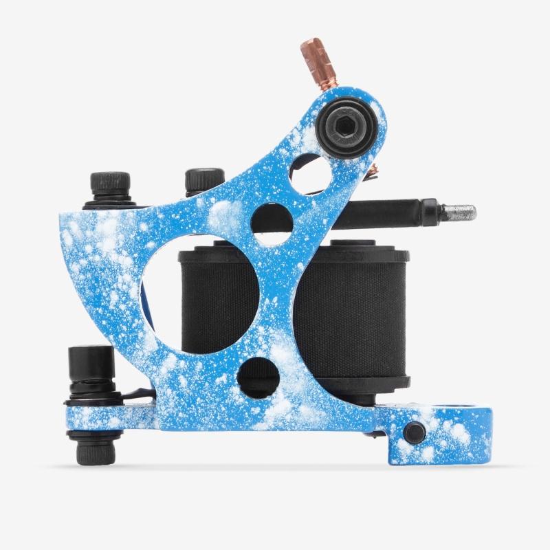 Moskit Steel Liner Blue-White