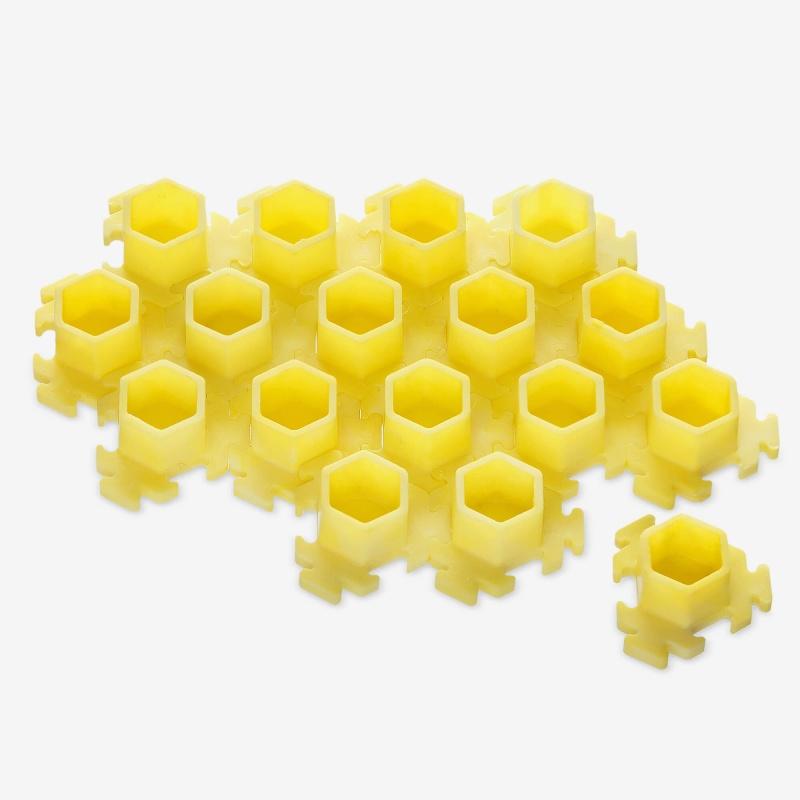 InkBox Puzzle M Yellow