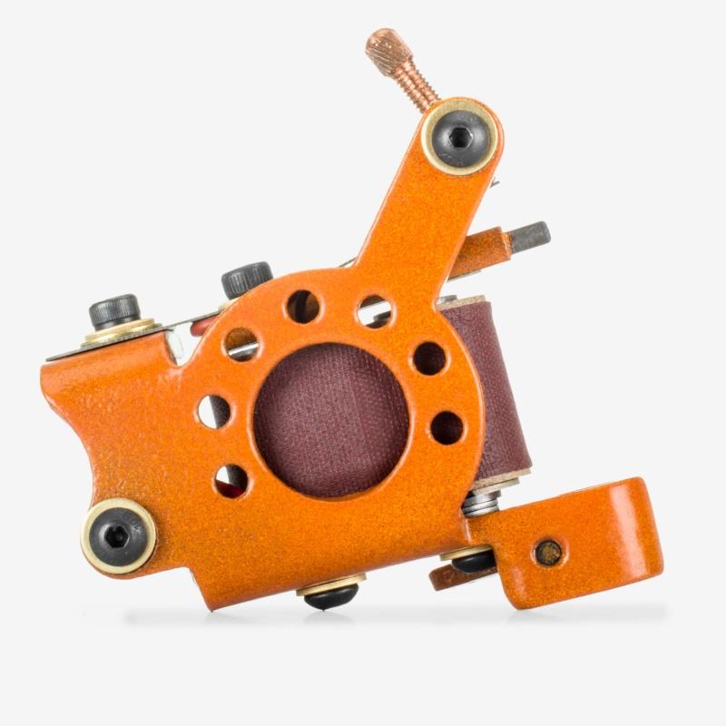 R.T.E. Circle Shader Orange