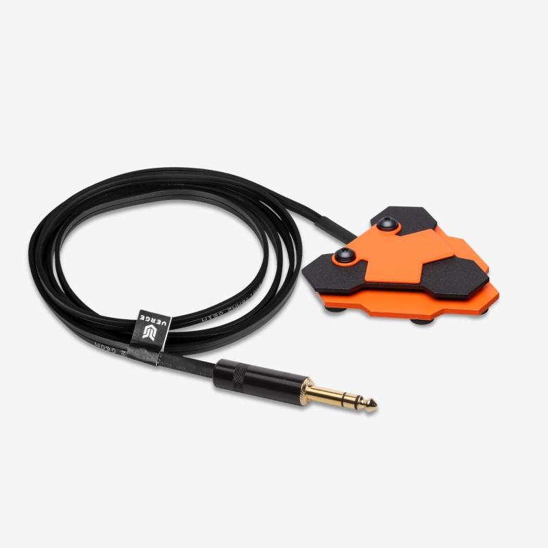 Педаль Verge Shift Footswitch Orange-Black