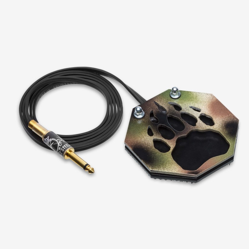 Moskit Steel Footswitch Лапа Camouflage