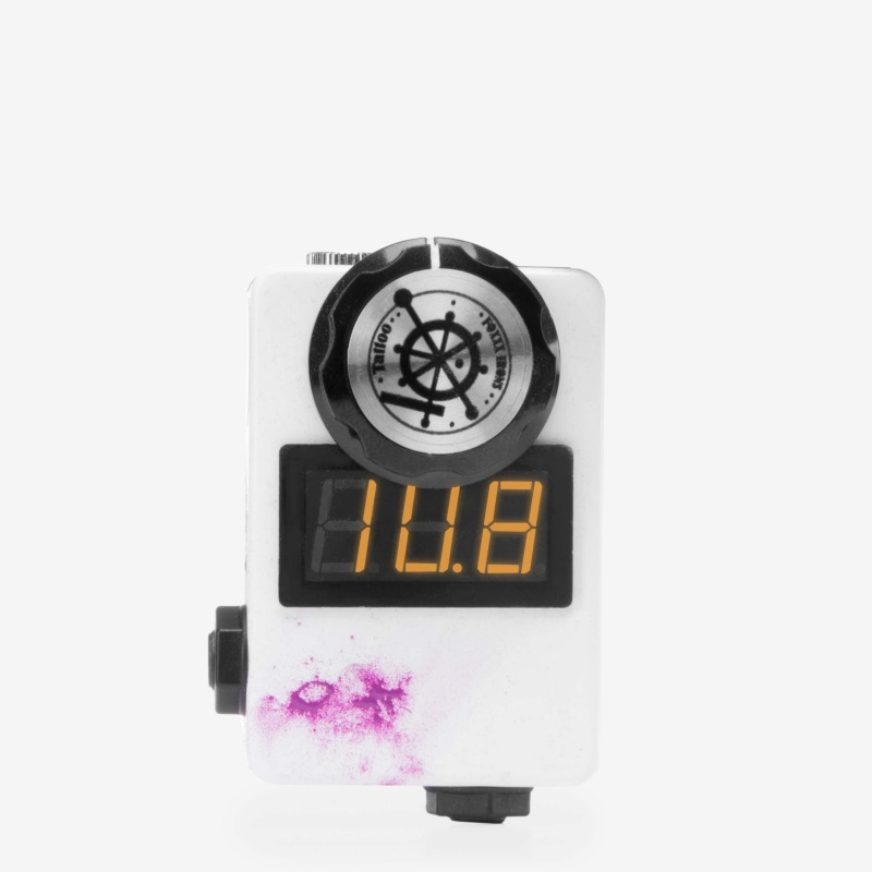 Foxxx Detonator White-Purple