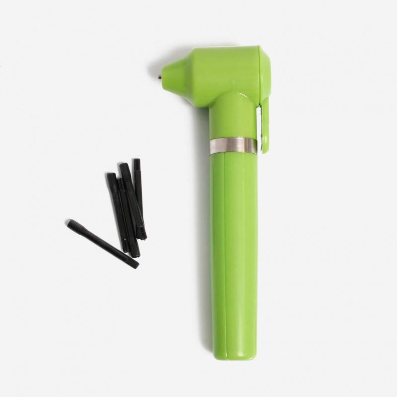 Миксер для краски зеленый