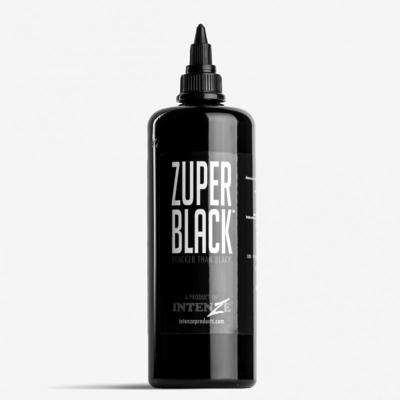 Zuper Black Intenze