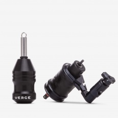 Промо-набор Verge Direct 2 Black + Verge Aluminium Cartridge Grip 30 мм