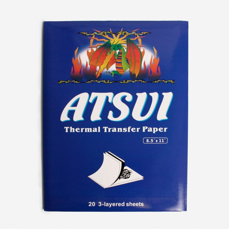 Atsui 3-layered sheets 20 листов