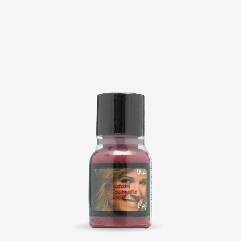 Wine Custom Cosmetic Colors 1/4 Oz
