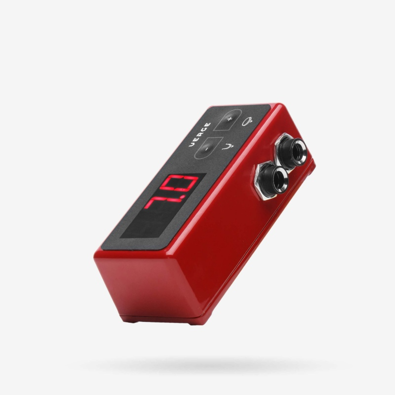 Verge Smart Box Red