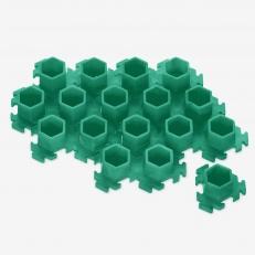 Колпачки InkBox Puzzle M Green