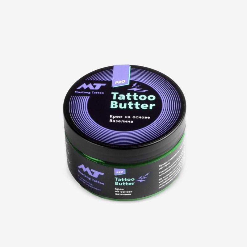 Mustang Tattoo Butter