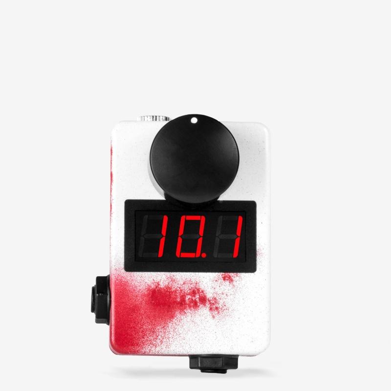 Foxxx Detonator White-Red
