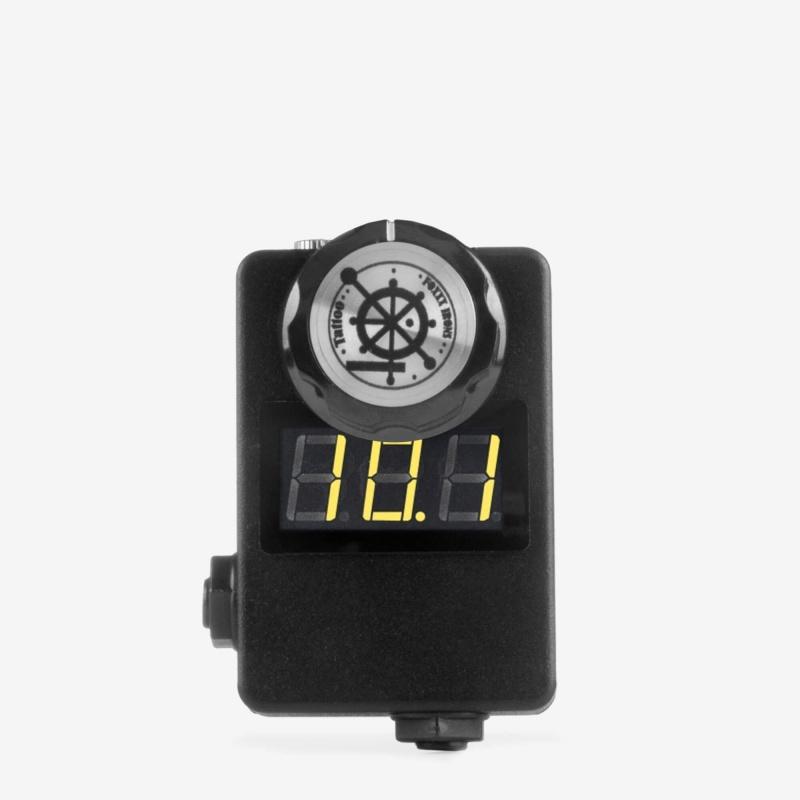 Foxxx Detonator Гравировка
