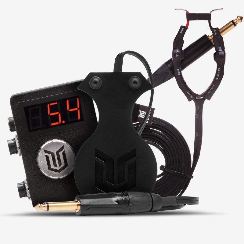 Комплект Verge Shadow Box + Verge Footswitch Logo Black + Verge Clip Cord