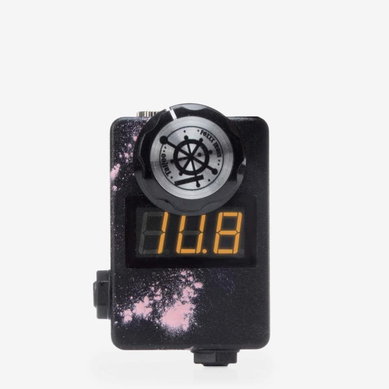 Foxxx Detonator Black-Pink
