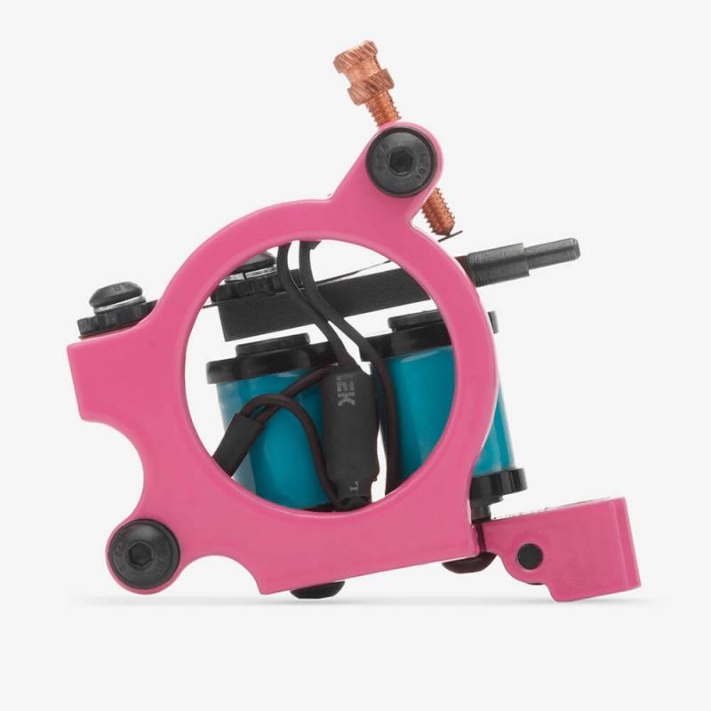 Verge Whirl Liner Pink
