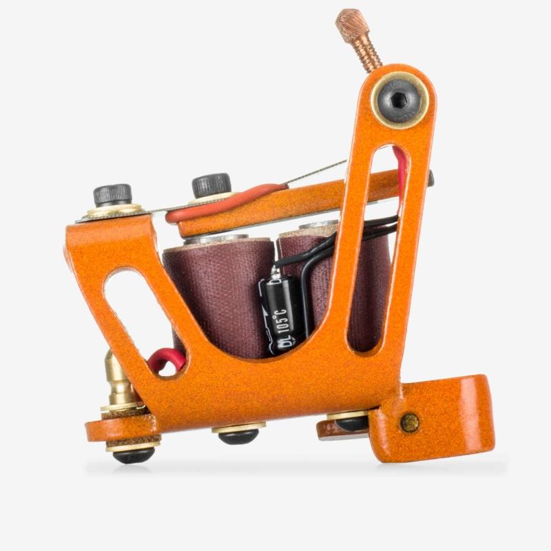 R.T.E. V-Machine Shader Orange
