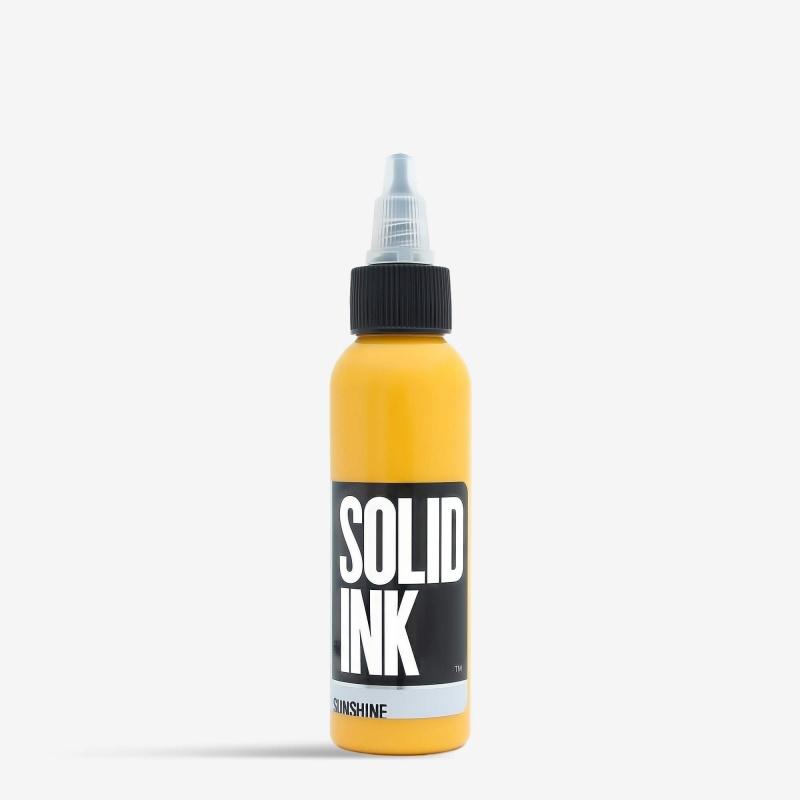 Sunshine Solid Ink 2oz