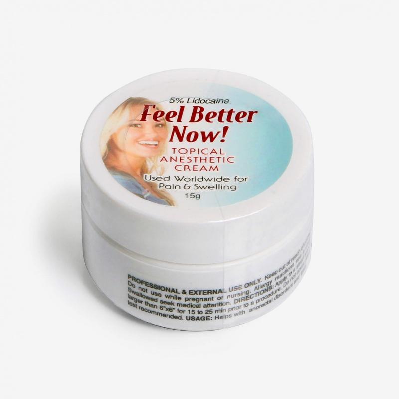 Feel Better Now! Anesthetic Cream
