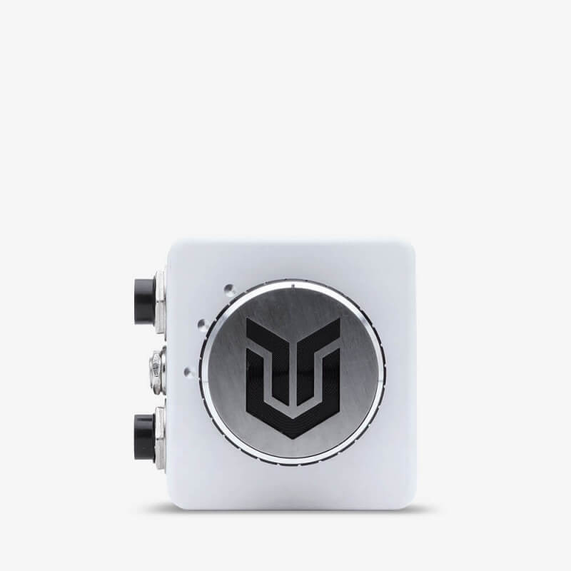 Verge Simple Box White