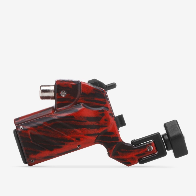 Linx Rotary ERIS Black-Red Clips